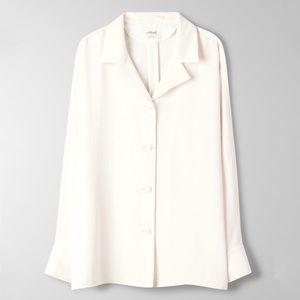 Aritzia Wilfred Rondel Jacket